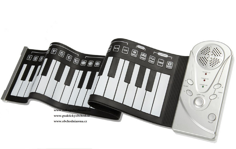 Platinium Rolovací klávesy Roll-Up