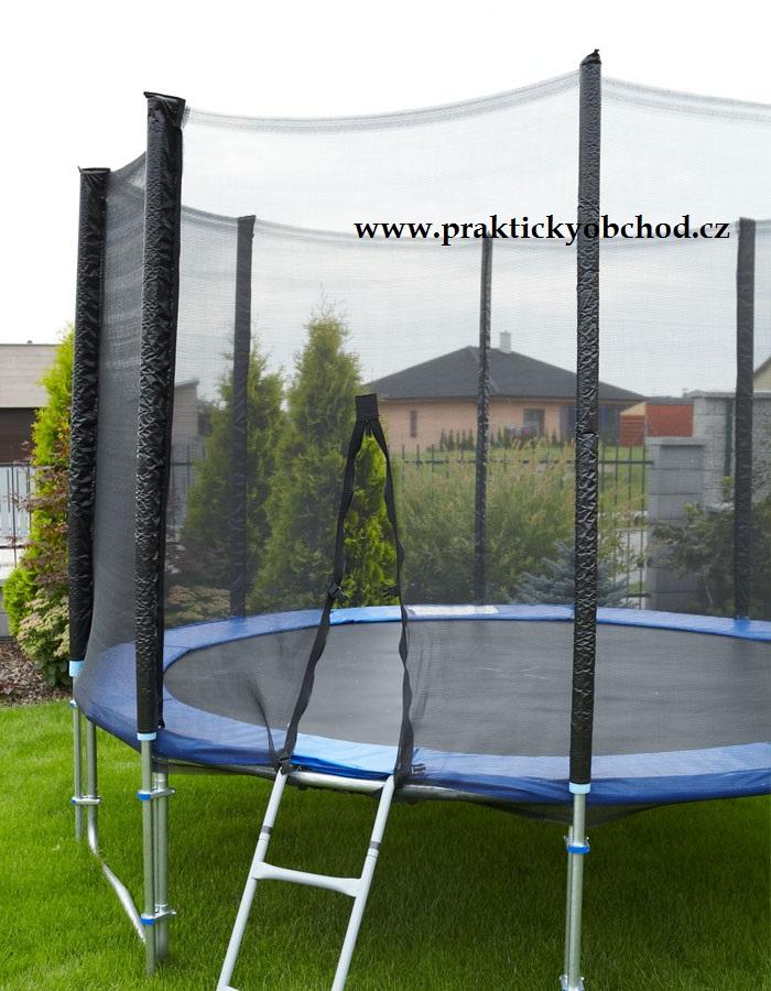 Fitness King Ochranná síť na trampolínu 427 cm