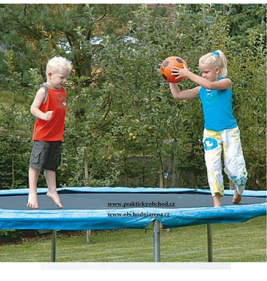 Fitness King Kryt pružin na trampolínu 305 cm