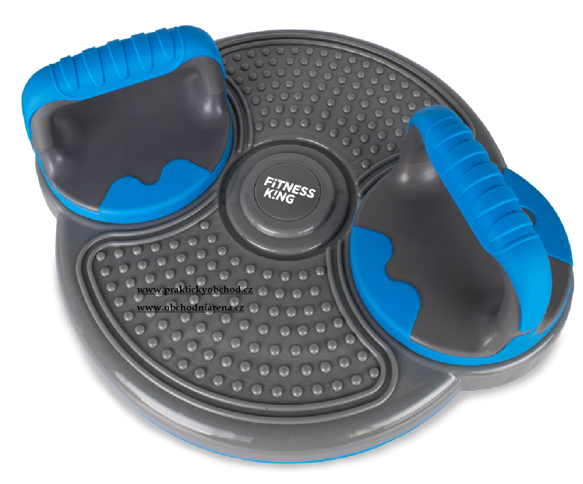 Fitness King Twister PROFI 3v1 - rotační disk