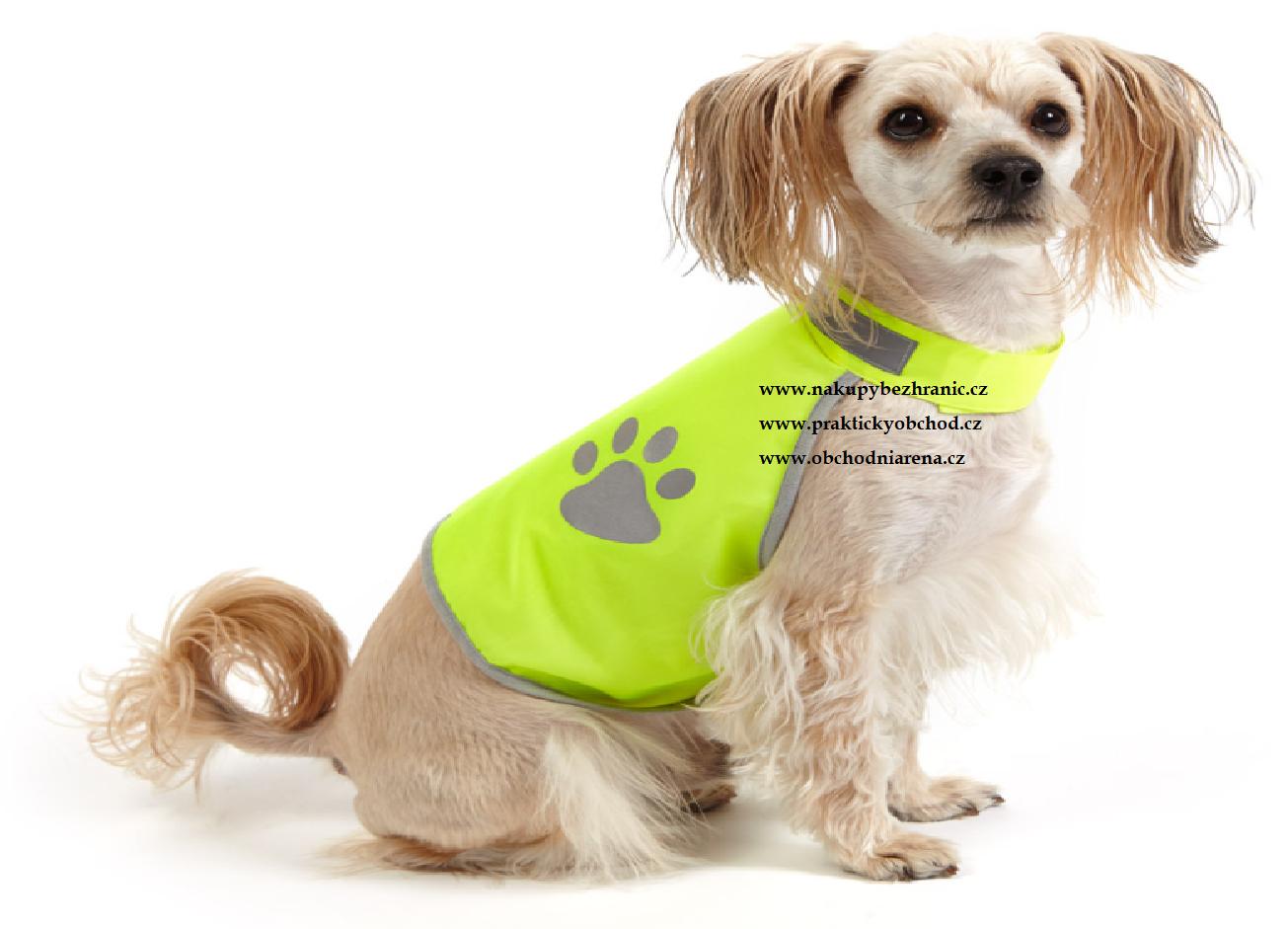ProPet Reflexní vesta pro psy REFLEX 25 cm