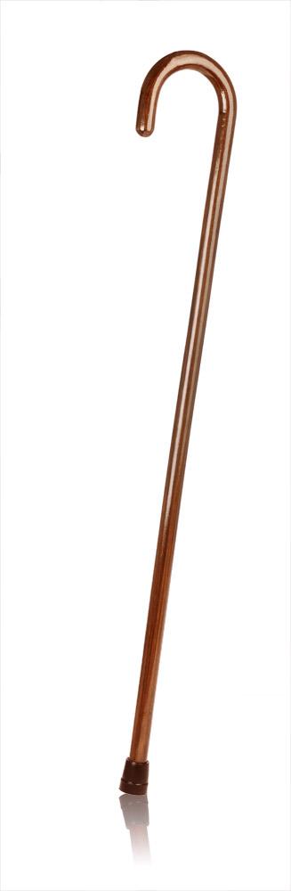Vycházková hůl dřevěná