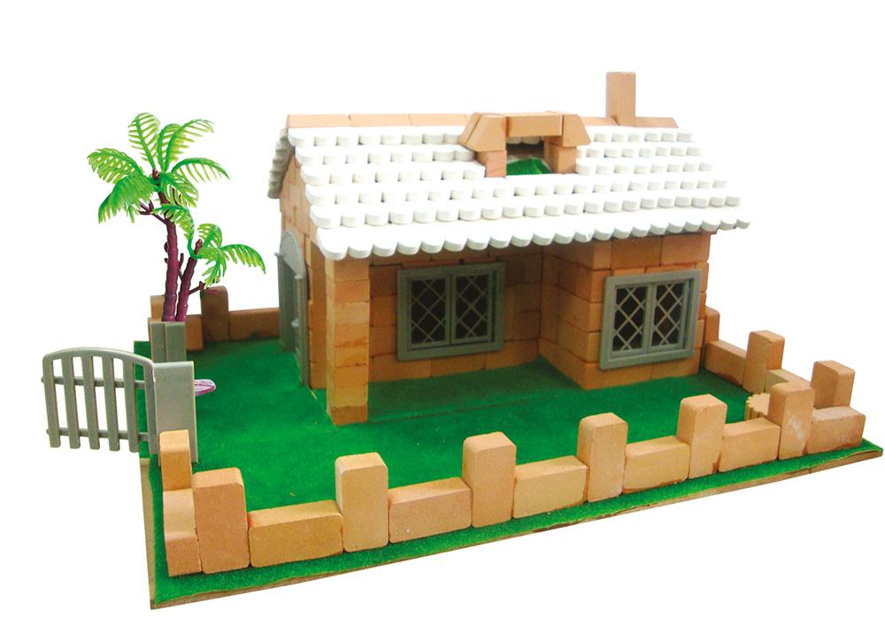 Stavebnice stavitel 30v1 s 1 kusem náhradní malty
