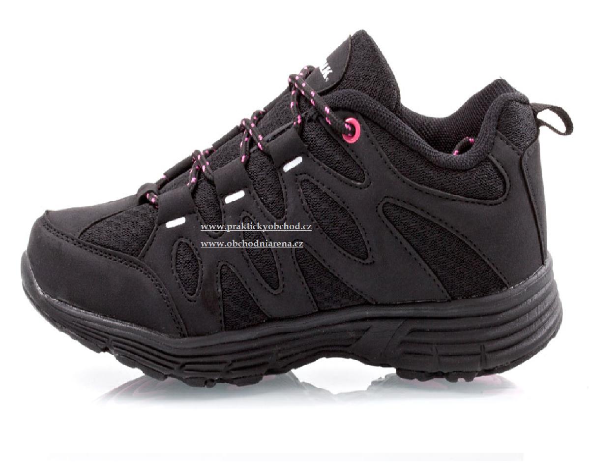 e0f39b96c92 Fit Walk Sportovní obuv Fit Walk černo-fialové